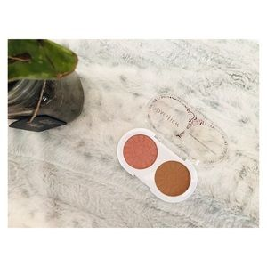 NWT Pacifica Bronzed Rose Duo